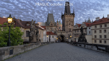 Global coach conference in Prague