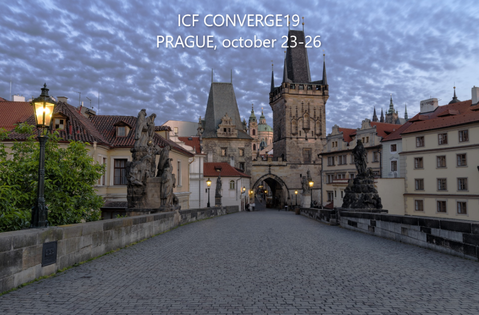 Coach világkonferencia Prágában